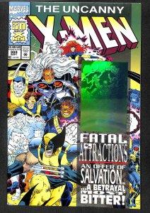 Uncanny X-Men #304