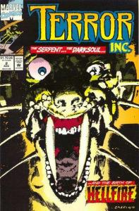 Terror Inc. (1992 series) #2, VF (Stock photo)