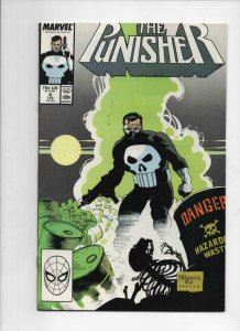 PUNISHER #6 VF/NM, Mike Mignola, 1987 1988, Blood, more in store