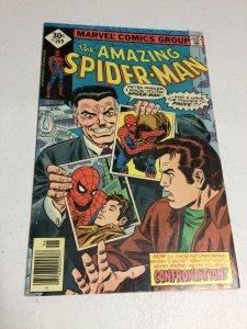 Amazing Spider-Man 169 Vg+ Very Good+ 4.5 Marvel Comics