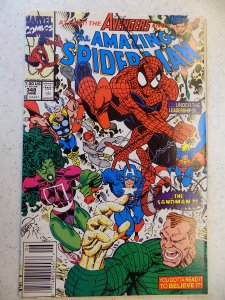 AMAZING SPIDER-MAN # 348 MARVEL ACTION ADVENTURE