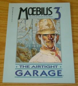 Moebius TPB #3 VF/NM; Epic | save on shipping - details inside