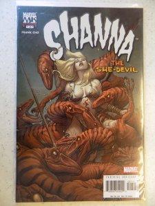 SHANNA THE SHE-DEVIL # 7