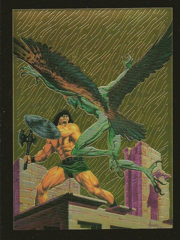Comic Images Hasbro CONAN 1993 Promo Card