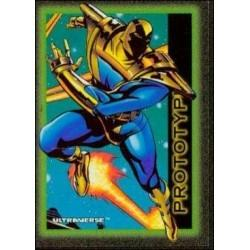 1993 Skybox Ultraverse: Series 1 PROTOTYPE #73