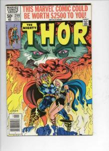 THOR #299 VF God of Thunder Valkyrie 1966 1980, more Thor in store, UPC