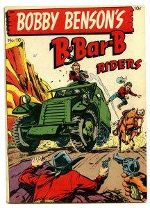 Bobby Benson's B-Bar-B Riders 10 Jul 1951 FI- (5.5)