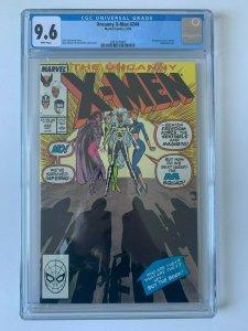 Uncanny X-Men #244 1st App of Jubilee - CGC 9.6