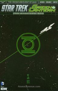 Star Trek/Green Lantern #1B VF/NM; IDW | save on shipping - details inside