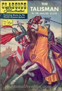 Classics Illustrated (Gilberton) #111 FN; Gilberton | save on shipping - details