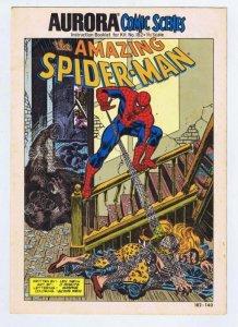 Aurora Comic Scenes Amazing Spider-Man #182 ORIGINAL Vintage 1974 Marvel Comics
