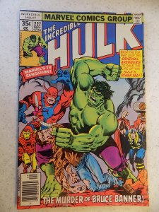 INCREDIBLE HULK # 227