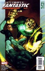 Ultimate Fantastic Four #51, NM (Stock photo)