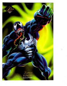 4 Marvel Comic Flair Prints Venom '94 Wolverine '94 Punisher '94 Wolverine95 WM2