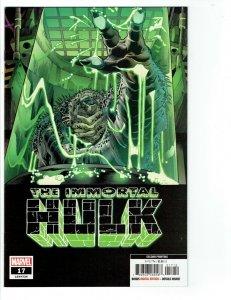 Immortal Hulk #17 NM (Legacy #734) 2nd Print, Marvel, 2019 Al Ewing Joe Bennett