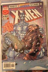 The Uncanny X-Men 340 VF