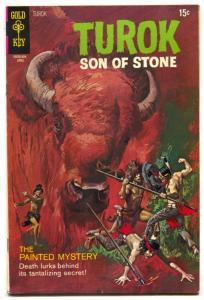 Turok, Son Of Stone #69 1970- Gold Key F/VF