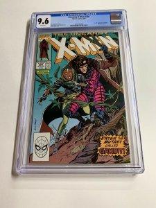Uncanny X-men 266 Cgc 9.6 White Pages 1st Gamibit Marvel