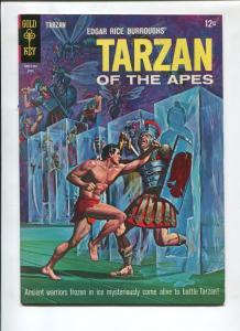 TARZAN #149 1965-GOLD KEY-EDGAR RICE BURROUGHS-VF/NM