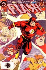 Flash (1987 series) #0, NM (Stock photo)