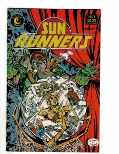Sun Runners #7 (1985) EJ7