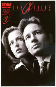 X-FILES #1 Season 10, NM, Fox Mulder, Scully, 2013, Chris Carter, more in store