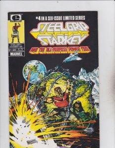 Epic Comics! Steelgrip Starkey Issue 4!