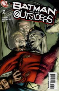 Batman and the Outsiders (2nd Series) #7 FN; DC | save on shipping - details ins