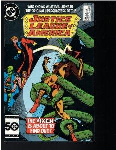 Justice League of America #247 (1986)