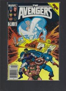 The Avengers #261 (1985)