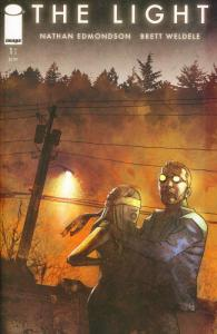 Light, The #1 VF/NM; Image   save on shipping - details inside
