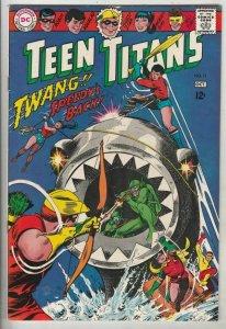Teen Titans, The # 11 Strict FN/VF+ High-Grade Return of Speedy aka Kid-Flash