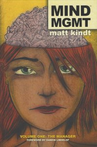Mind MGMT HC #1 (3rd) VF/NM; Dark Horse | save on shipping - details inside