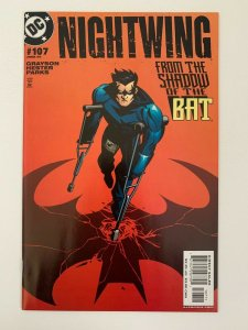 Nightwing #107 from the shadow of the Bat | DC Comics | NM
