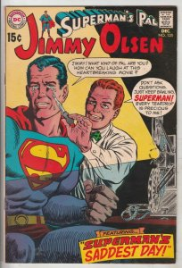 Jimmy Olsen, Superman's Pal  #125 (Dec-69) VF/NM High-Grade Jimmy Olsen