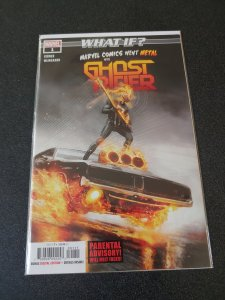 WHAT IF ? MARVEL COMICS WENT METAL WITH GHOST RIDER