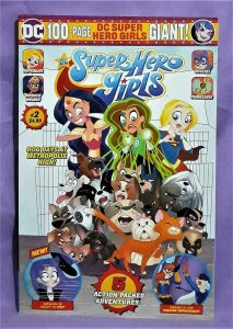 Direct Market Exclusive DC SUPER HERO GIRLS GIANT #2 Supergirl (DC, 2020)!