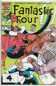 Fantastic Four   vol. 1   #294 FN Stern/Byrne/Ordway