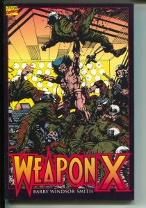 Weapon X-Barry Windsor-Smith-1994-PB-VG/FN