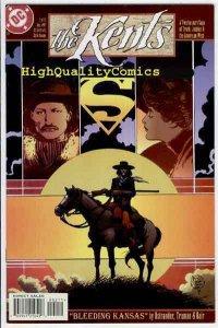 KENTS #2, NM+, Superman's Family, Kansas, Tim Truman, 1997, more in store
