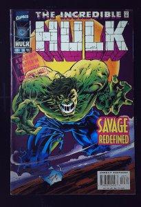 The Incredible Hulk #447 (1996)