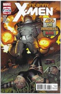 Uncanny X-Men   vol. 2   #  6 FN Gillen/Land