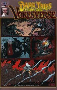 Dark Tales From the Vokesverse #1 VF/NM; American Mythology | save on shipping -