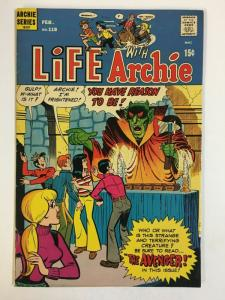 LIFE WITH ARCHIE (1958-    )118 VF Feb 1972 COMICS BOOK