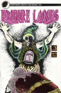 Empire Lanes (1986 series) #3, VF+ (Stock photo)
