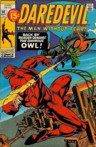 Daredevil (1964 series) #80, VG- (Stock photo)