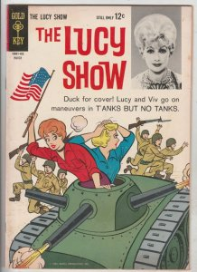 Lucy Show, The #4 (Mar-64) FN+ Mid-High-Grade Lucy Ricardo, Ethel Mertz