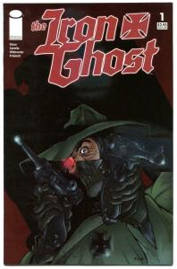 IRON GHOST #1 2 3 4 5 6, NM, Geist Reich, Chuck Dixon, 2005, 1-6 set, Cariello