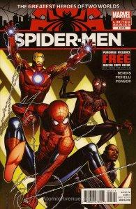 Spider-Men #5 VF/NM; Marvel   save on shipping - details inside