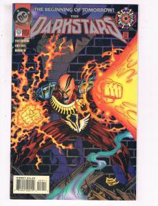 The Darkstars #0 VF DC Comics Comic Book Friedman DE22
